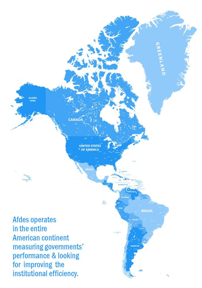 Afdes Map