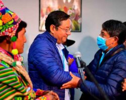 The dictator's return to Bolivia; impunity, narco-state, and repression.